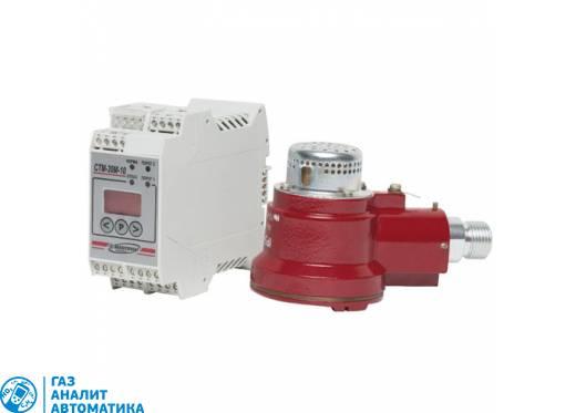 Стационарный сигнализатор горючих газов СТМ-30
